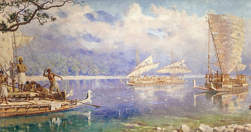 rotorua_museum_maori_arrival